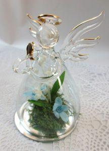 ガラスの天使ケース