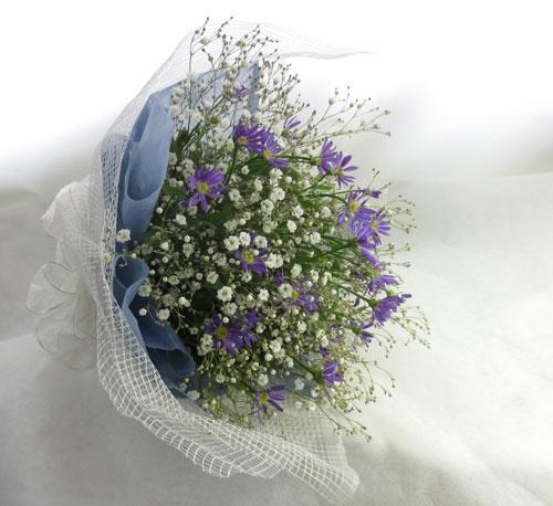 都忘れとかすみそうの花束