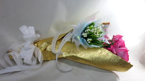 傘寿の御祝いの花束