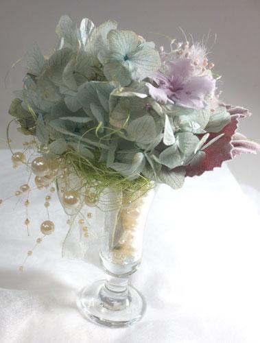 ご結婚内祝いのアレンジメント