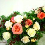 披露宴会場装花
