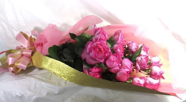 御誕生日お祝いの花束
