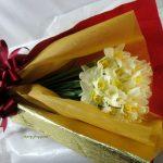 水仙の花束