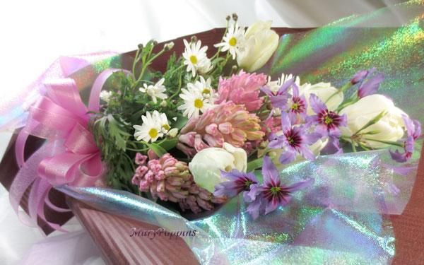 御祝の花束