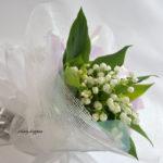 すずらんの花束